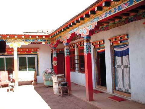 藏式风格房子设计图
